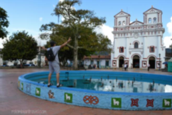 iglesia de guatape