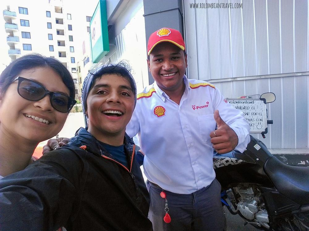Colombianos en Antofagasta, Chile
