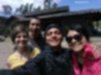 El Tío Hostal en Ilumán, Ecuador