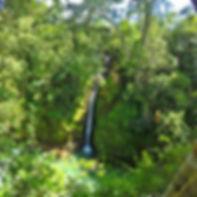 Cascada Caño Jordán en Maravillas del Güejar, Lejanías