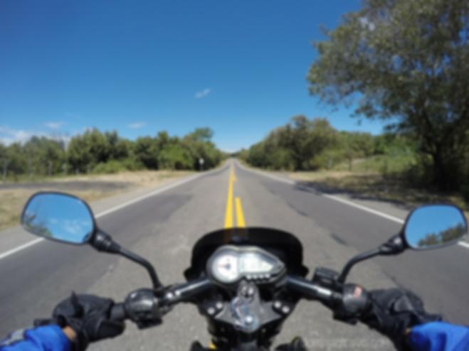 Viajando en moto por Colombia