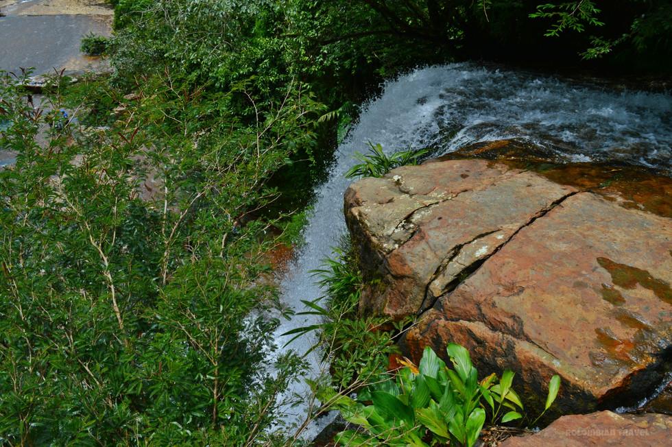 Cascada Caño Lajón en Maravillas del Güejar