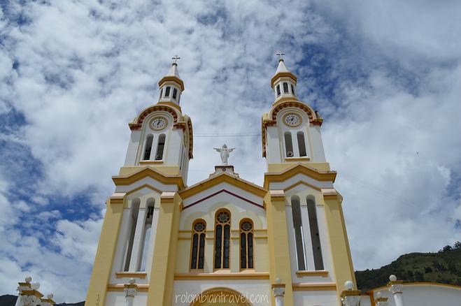 iglesia de boavita boyaca