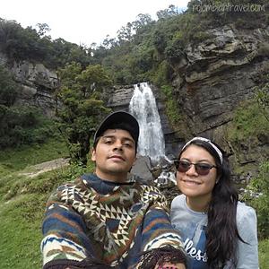 Cascada de Sueva-Embalse del Guavio (Cundinamarca)
