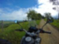 Camino de trocha desde Lejanías (Meta) hasta Maravillas del río Güejar