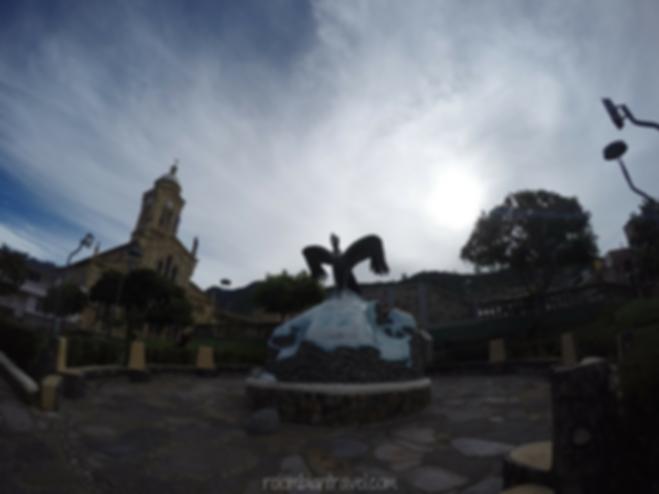 parque principal de guican boyaca