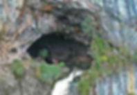 Cueva Ventanas de Tisquizoque en Florián, SantanderVentanas de Tisquizoque en Florián, Santander