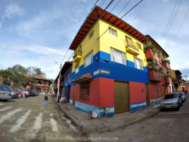 Casas en Ráquira, Boyacá