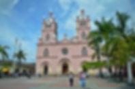 Basílica del Señor de los Milagros en Buga, Valle del Cauca, Colombia