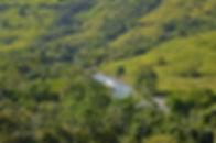 Vista del Cañón del río Güejar desde el mirador de Maravillas del Güejar