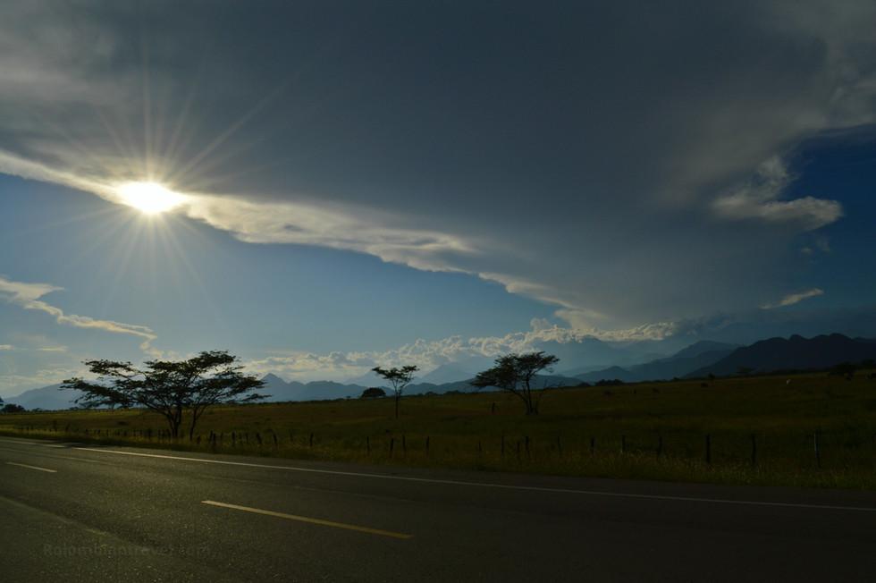 Ruta Valledupar-Hato Nuevo (La Guajira)