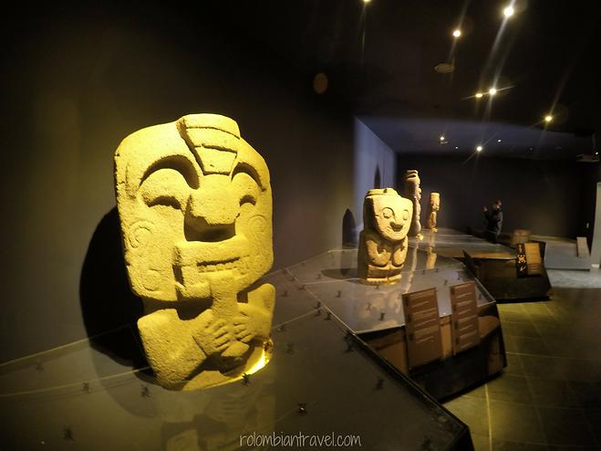 Museo Arqueológico de San Agustín, Huila