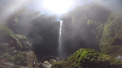 Cascada Fin del Mundo, Putumayo