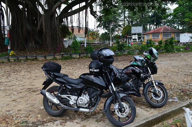 viaje en moto a la mesa cundinamarca