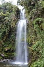 Cascada El Chiflón, Choachí