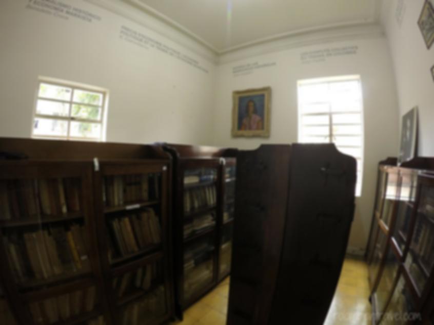 casa museo gaitan bogota