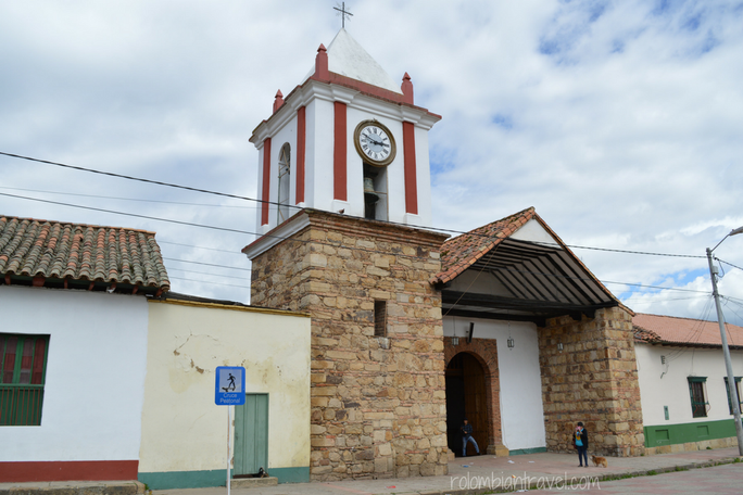 Iglesia de Suesca (Cundinamarca)