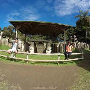 Parque Arqueológico Nacional San Agustín e Isnos (Huila)