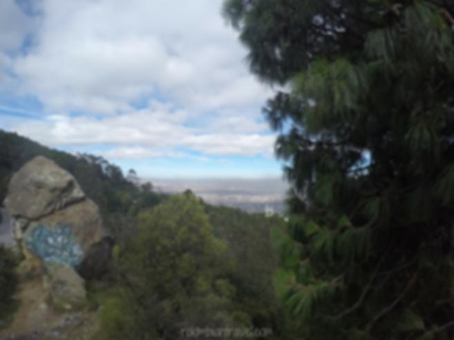 panoramica de bogota