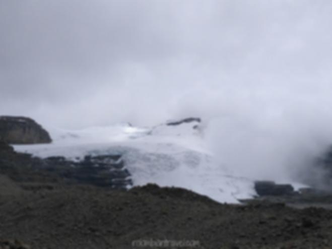 pico nevado concavo parque nacional natural el cocuy