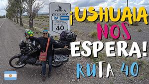 ¡Ushuaia nos espera! Guía para recorrer la Ruta 40 de Mendoza a Zapala // CAP. 34