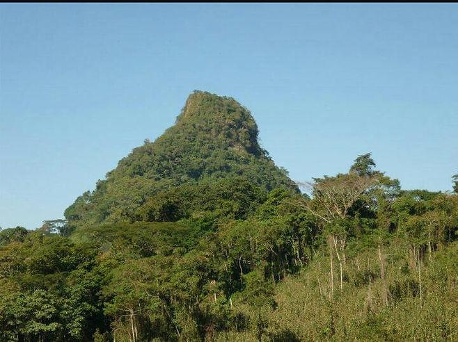 Cerro de los Venados en Florián, Santander