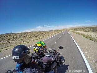 ¿Qué ruta tomar para llegar a Ushuaia?