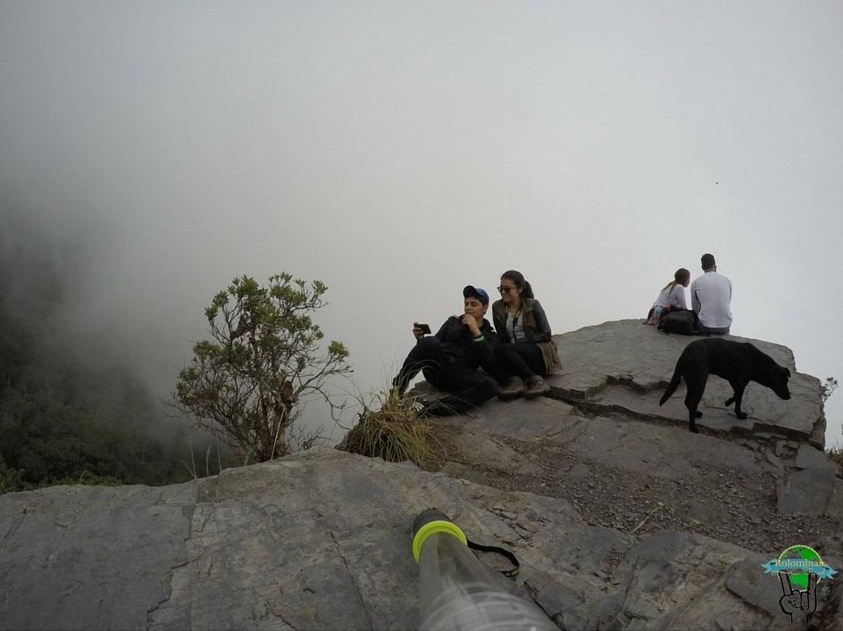 Pico del Águila Parque Chicaque, Cundinamarca