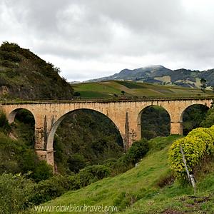 Puente de Barducci, Samacá (Boyacá)