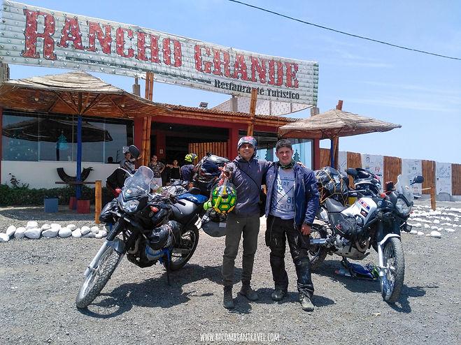 Rancho Grande en Nuevo Cañete, Perú