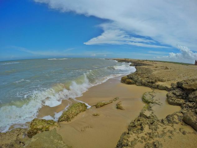 Faro Punta Gallinas (La Guajira)