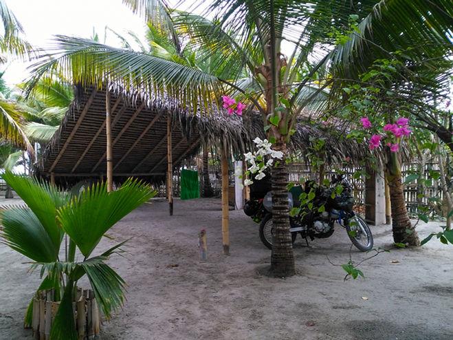 Camping en Canoa, Ecuador Ruta del Spondylus