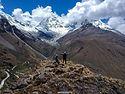 La Cordillera Blanca, amor por las cumbres nevadas