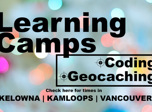 New Anchor Learning Camps!