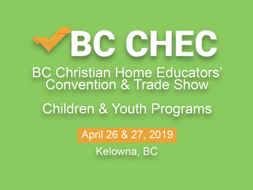 More Information for the Kelowna BC CHEC Conference