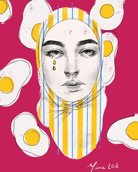Life is full of bad eggs ! It gets so bad it smells like rotten eggs! It gets so bad u would cry, when life gives u bad rotten eggs and tear