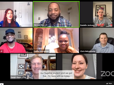 CERTIFYING, CONNECTING, & COACHING ONLINE!