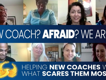 Helping New Coaches Tackle Their Fears