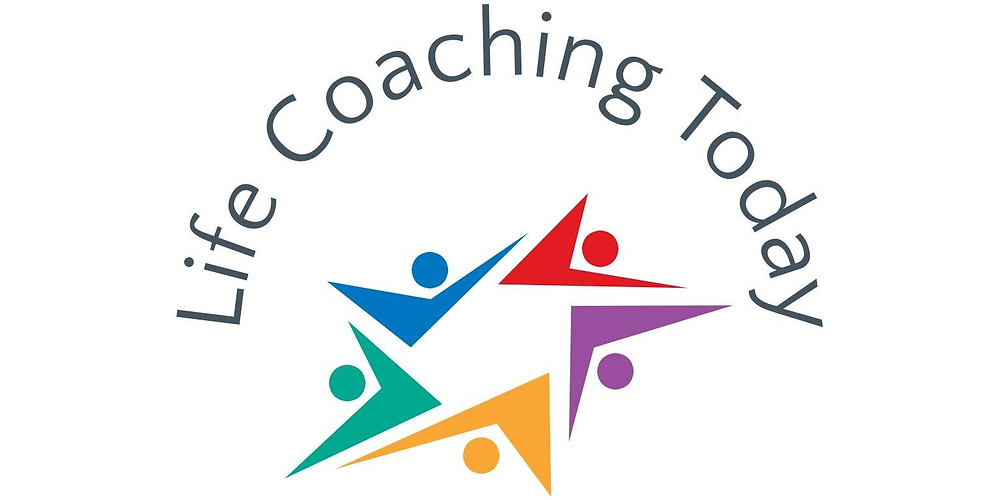 Logo, Life Coaching Today, Star, People