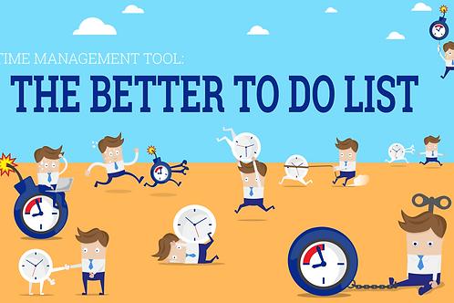 CLCI Better To-Do List