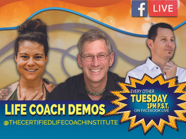 Life Coach Demos 2020 Have Begun!!!