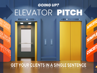 Features, Benefits, & the Perfect Elevator Pitch