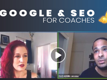 Google for Coaches