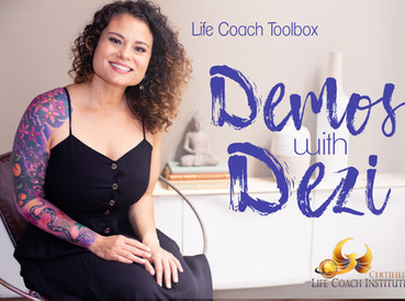 Live Life Coach Demonstrations