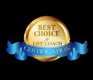 Award, Blue Ribbon, Life Coach Certification