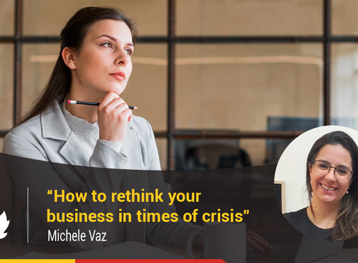 How to rethink your business in times of crisis
