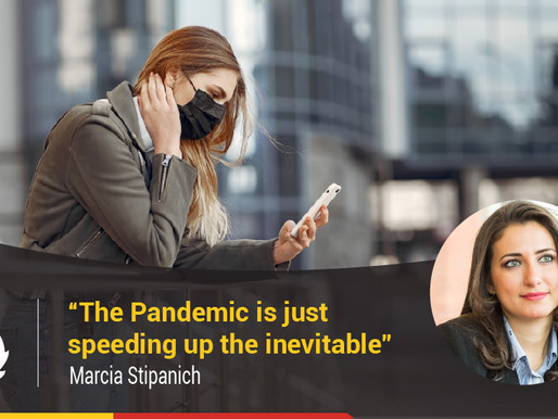 The Pandemic is just speeding up the inevitable (digital)