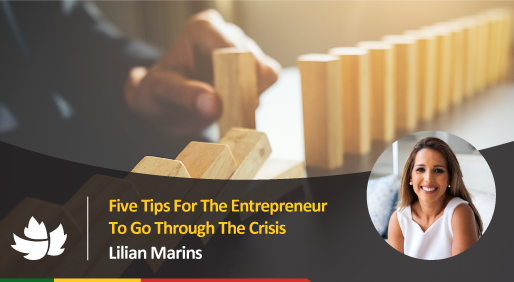Suddenly a new reality – Five tips for the entrepreneur to go through the crisis