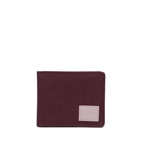 Herschel Roy RFID - Plum/Ash Rose