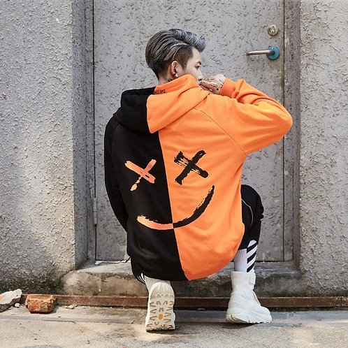 DREAM HOODIE -Orange